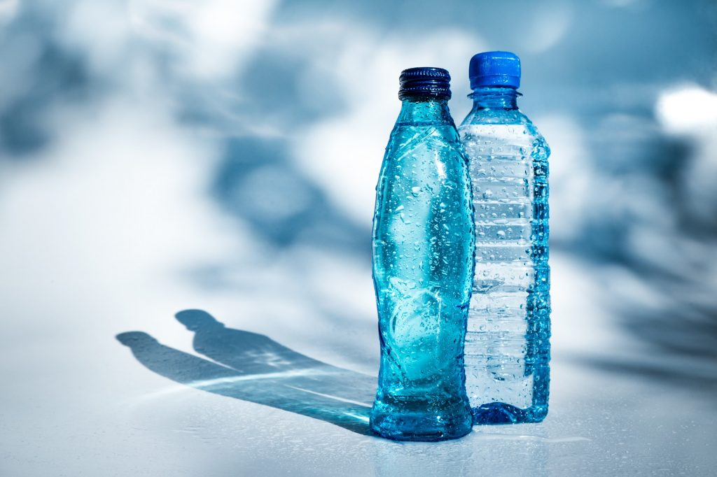 Bottled Water in Cape Cod Breakrooms