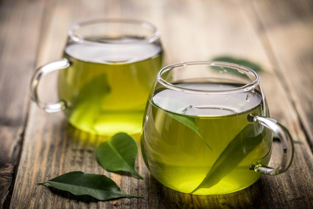 Green Tea in Boston