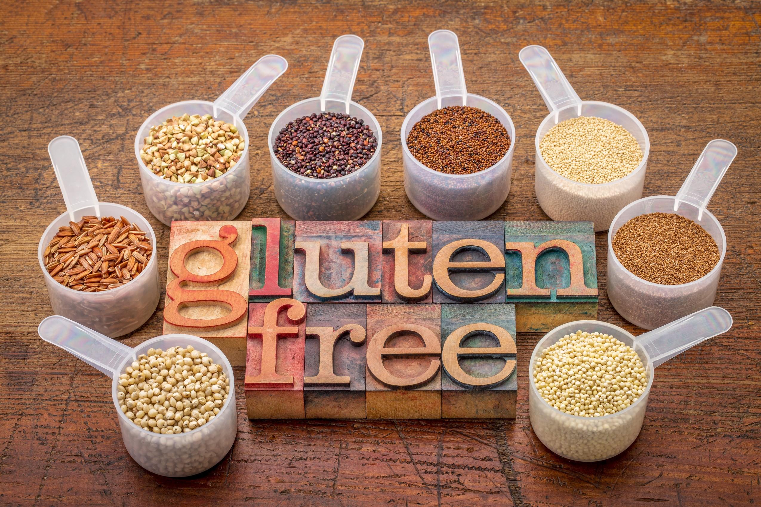 Gluten Free Snacks in Woonsocket