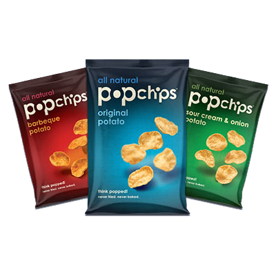 Healthy popchips